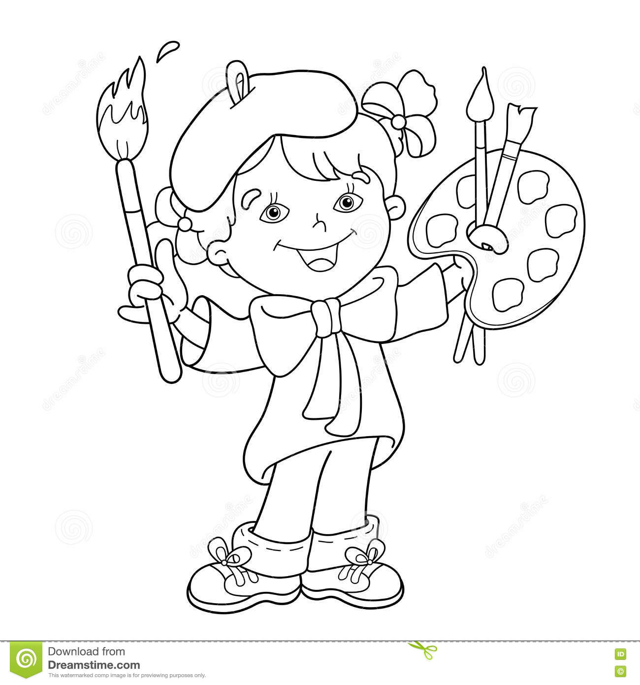 coloring outline for kids free coloring pages printable pictures to color kids kids coloring for outline