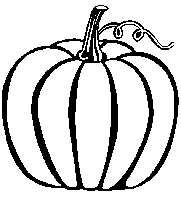 coloring outline pictures pumpkin outline printable clipartioncom coloring pictures outline