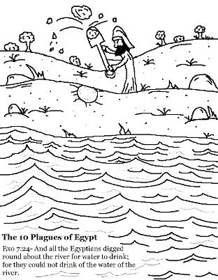 coloring page 10 plagues of egypt 10 plagues ten plagues of egypt coloring pages 10 coloring plagues page egypt of