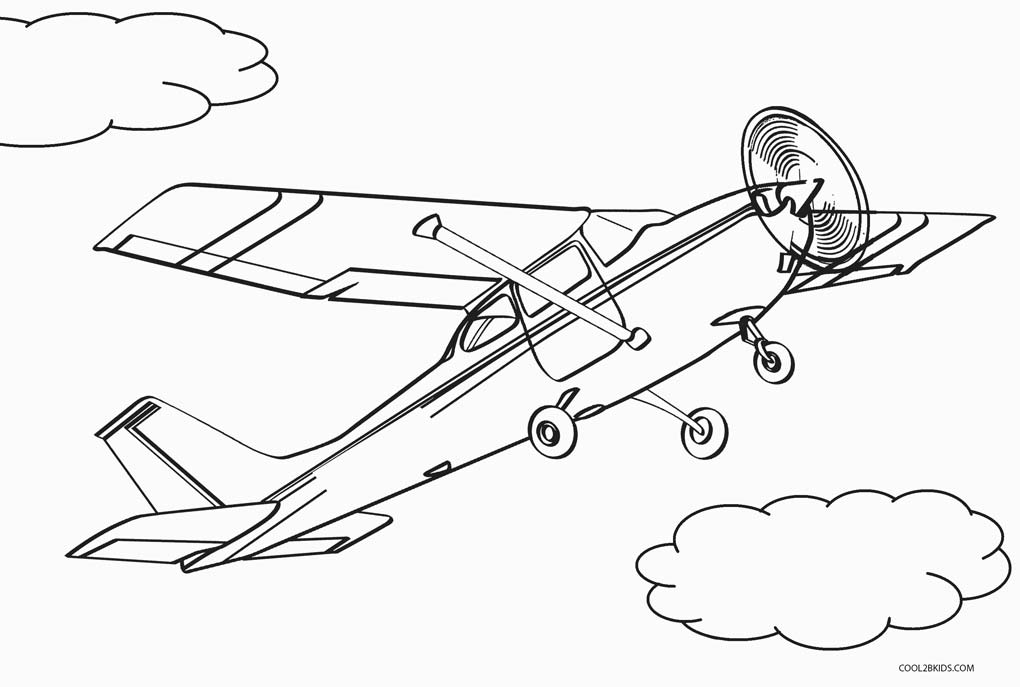 coloring page airplane 10 free airplane coloring pages for kids coloring airplane page