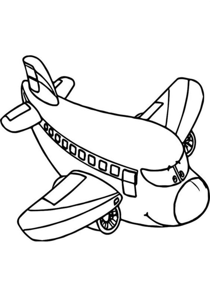 coloring page airplane airplane coloring pages airplane page coloring