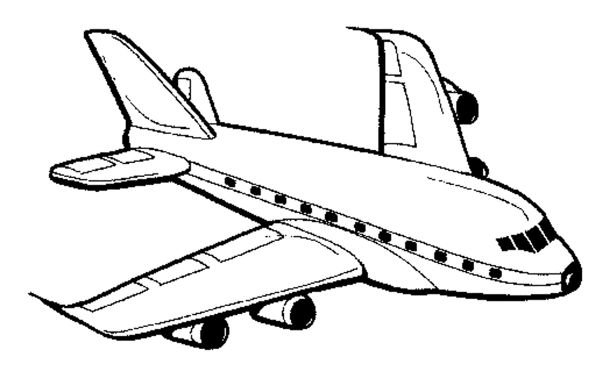 coloring page airplane print download the sophisticated transportation of airplane page coloring