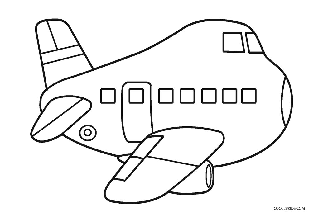coloring page airplane print download the sophisticated transportation of page airplane coloring