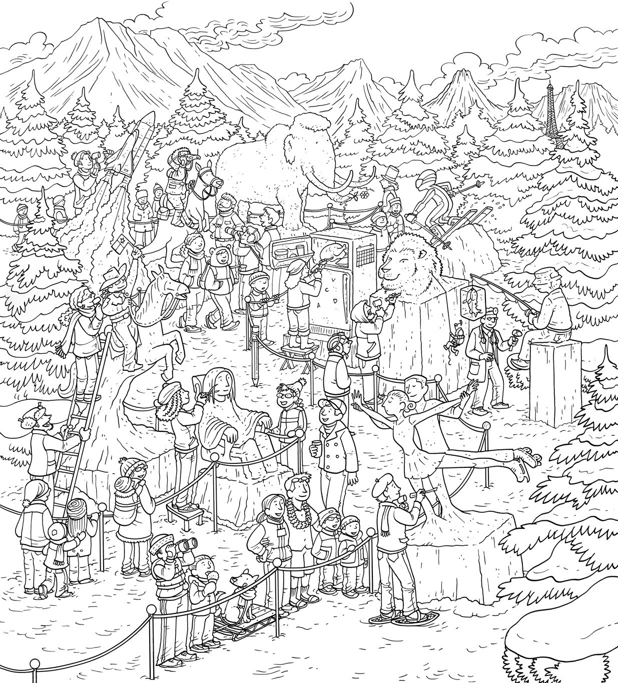 coloring page hard 10 difficult owl coloring page for adults page coloring hard