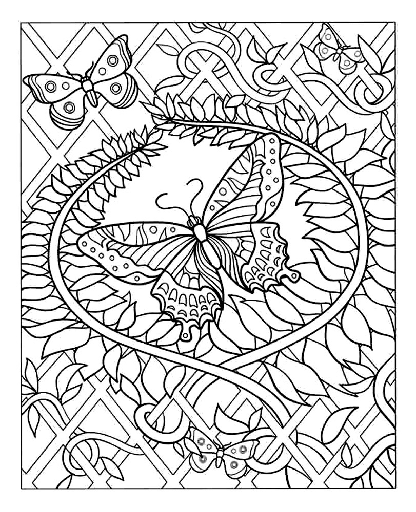 coloring page hard hard coloring pages pdf coloring home page hard coloring