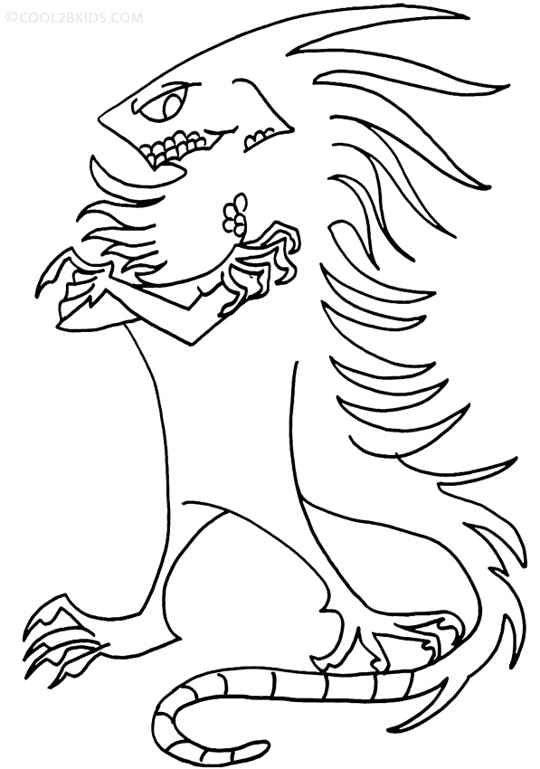 coloring page iguana iguana animal coloring pages printable funsoke coloring page iguana