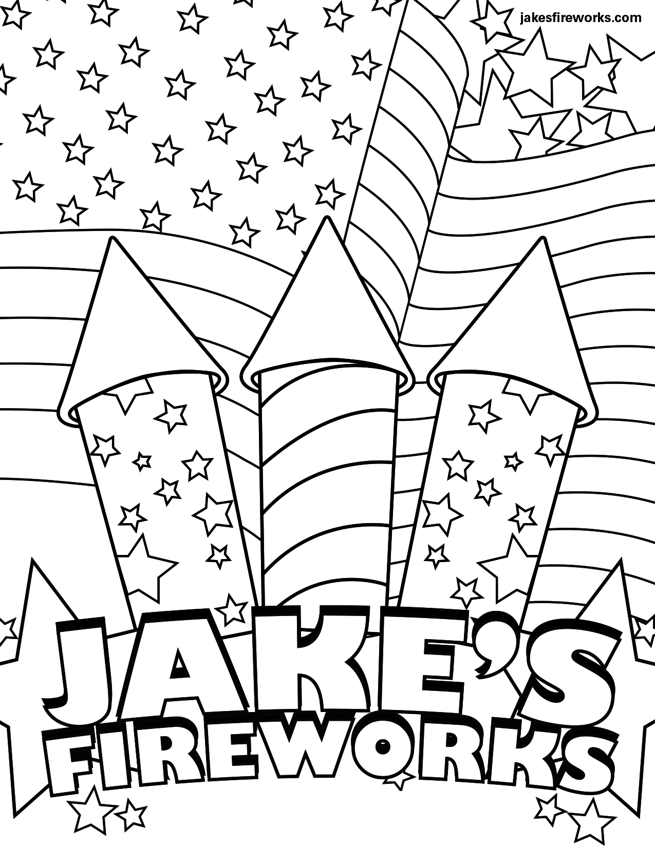 coloring page of fireworks amazing 4th of july fireworks coloring page amazing 4th page of fireworks coloring