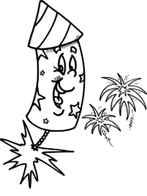 coloring page of fireworks printable fireworks coloring pages coloring home page of fireworks coloring