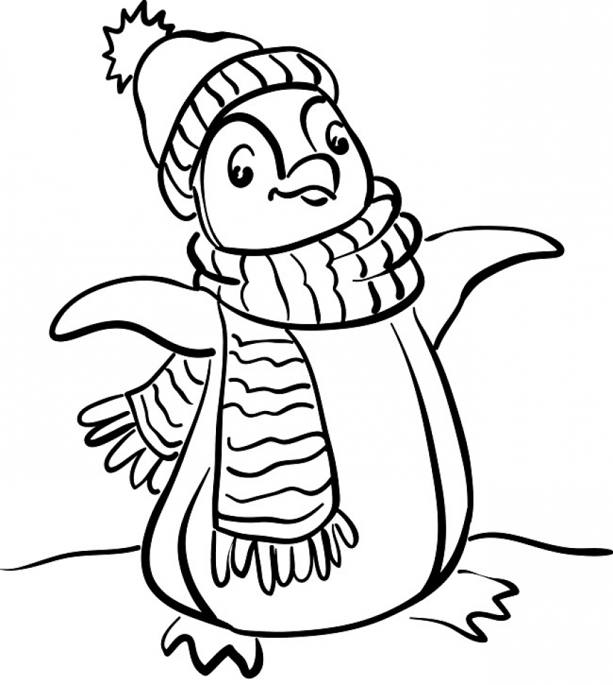 coloring page of penguin get this cute penguin coloring pages 53876 page penguin coloring of
