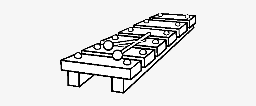 coloring page xylophone coloring pages various free downloads coloring xylophone page