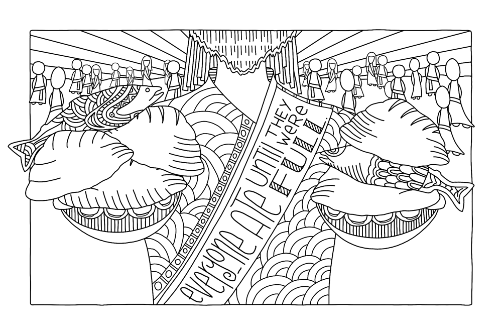 coloring pages 8.5x11 as for me and my house coloring page in two sizes 85x11 pages coloring 8.5x11