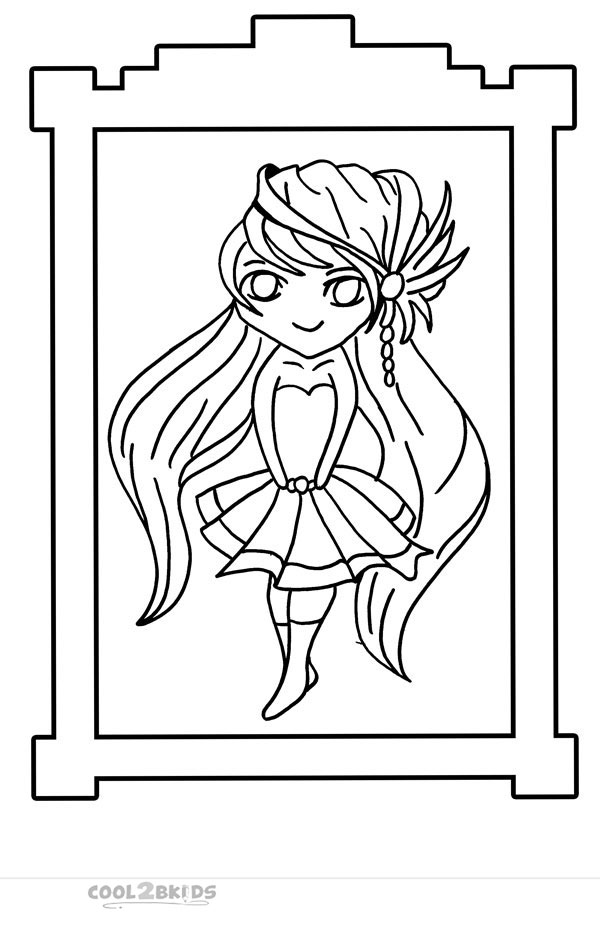 coloring pages anime chibi 8 anime girl coloring pages pdf jpg ai illustrator coloring anime chibi pages