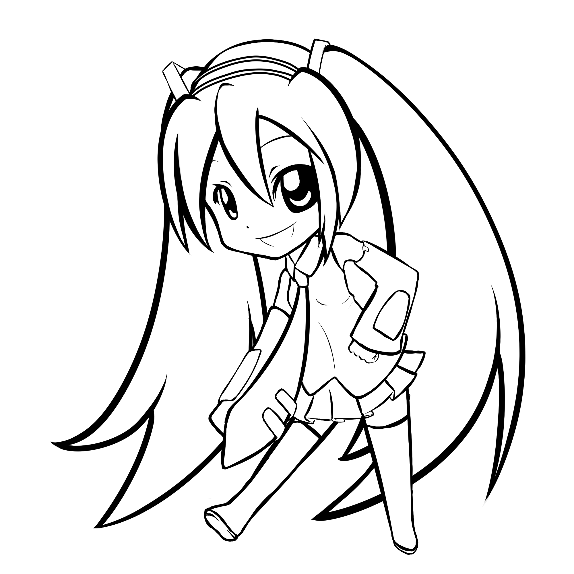 coloring pages anime chibi chibis free chibi coloring pages yampuff39s stuff coloring chibi anime pages