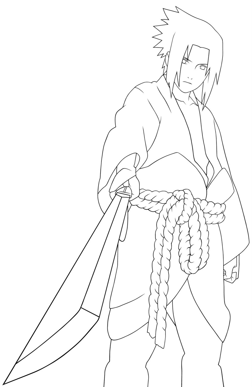 coloring pages anime no color 274 best images about lineart sword art online on pinterest no anime coloring pages color