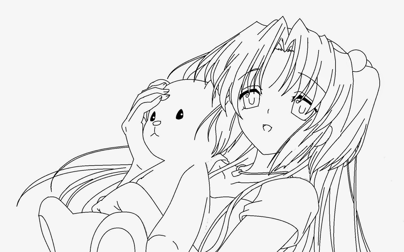 coloring pages anime no color coloring pages anime coloring pages free and printable anime no pages color coloring