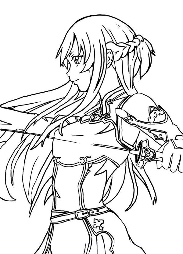 coloring pages anime no color maid drawing neko anime drawings no color 894x894 png no color coloring pages anime