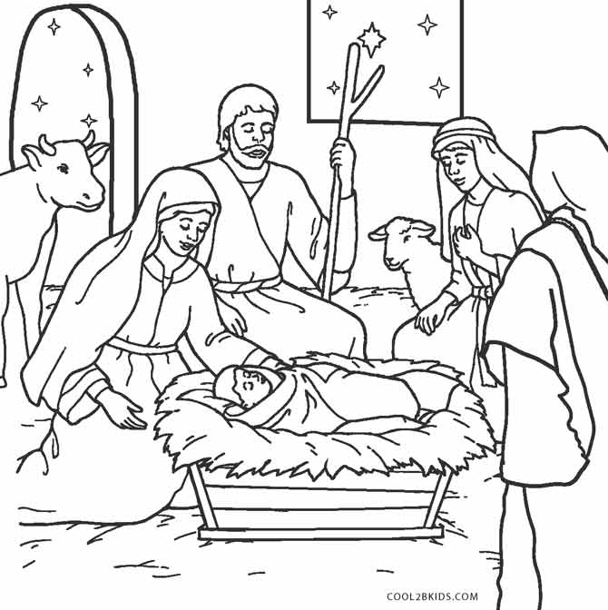 coloring pages baby jesus born of baby jesus in bible coloring page kids play color coloring jesus pages baby