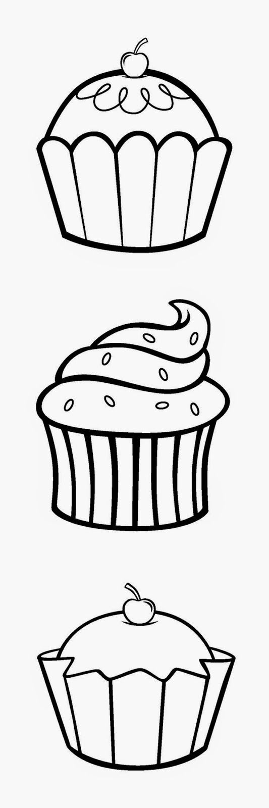 coloring pages cupcakes birthday cupcake coloring pages download and print for free cupcakes pages coloring