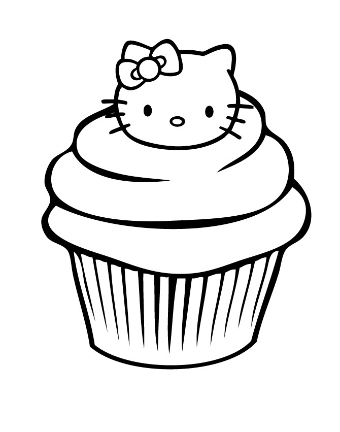 coloring pages cupcakes free easy to print cupcake coloring pages tulamama coloring cupcakes pages