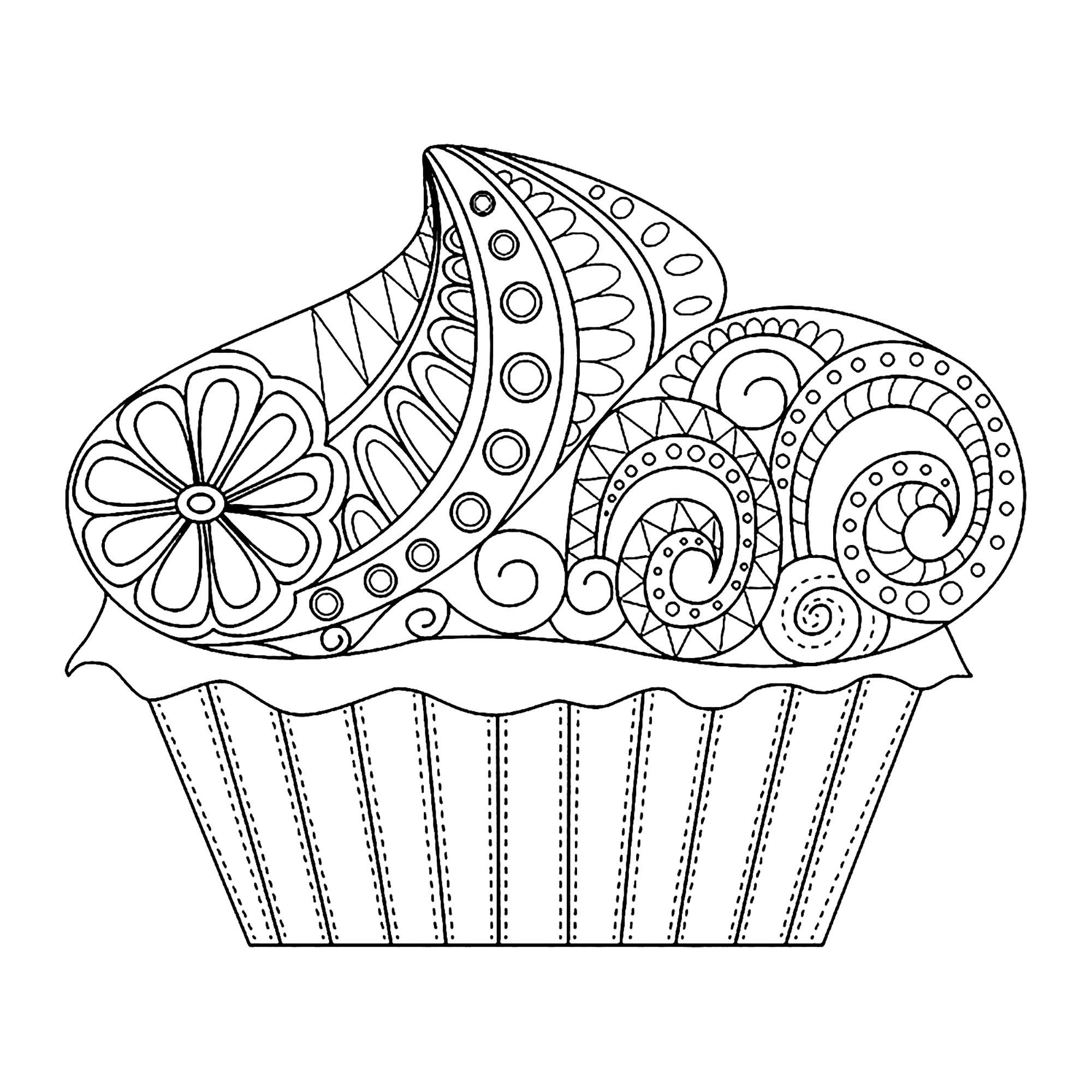coloring pages cupcakes kids coloring pages cupcake coloring pages coloring pages cupcakes
