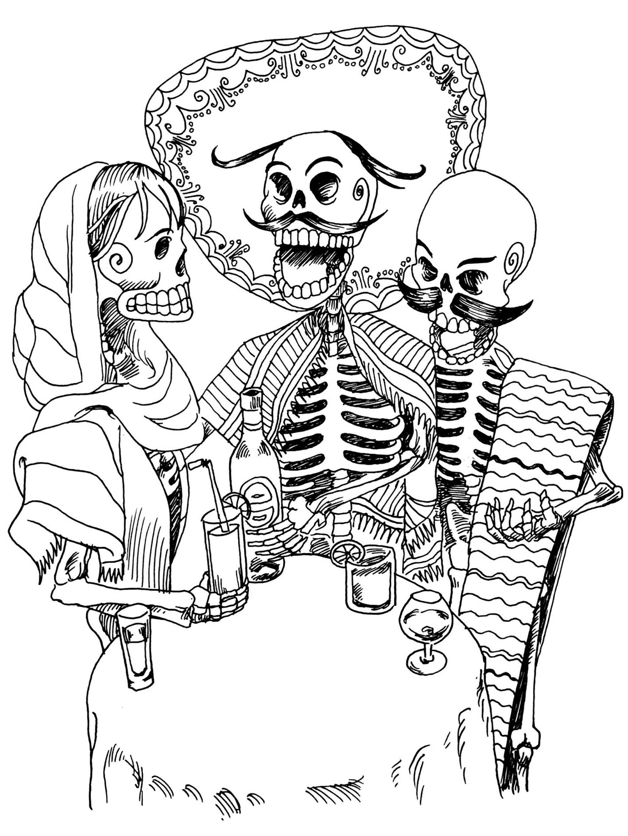 coloring pages dia de los muertos day of the dead mask coloring pages coloring pages pages muertos de coloring los dia