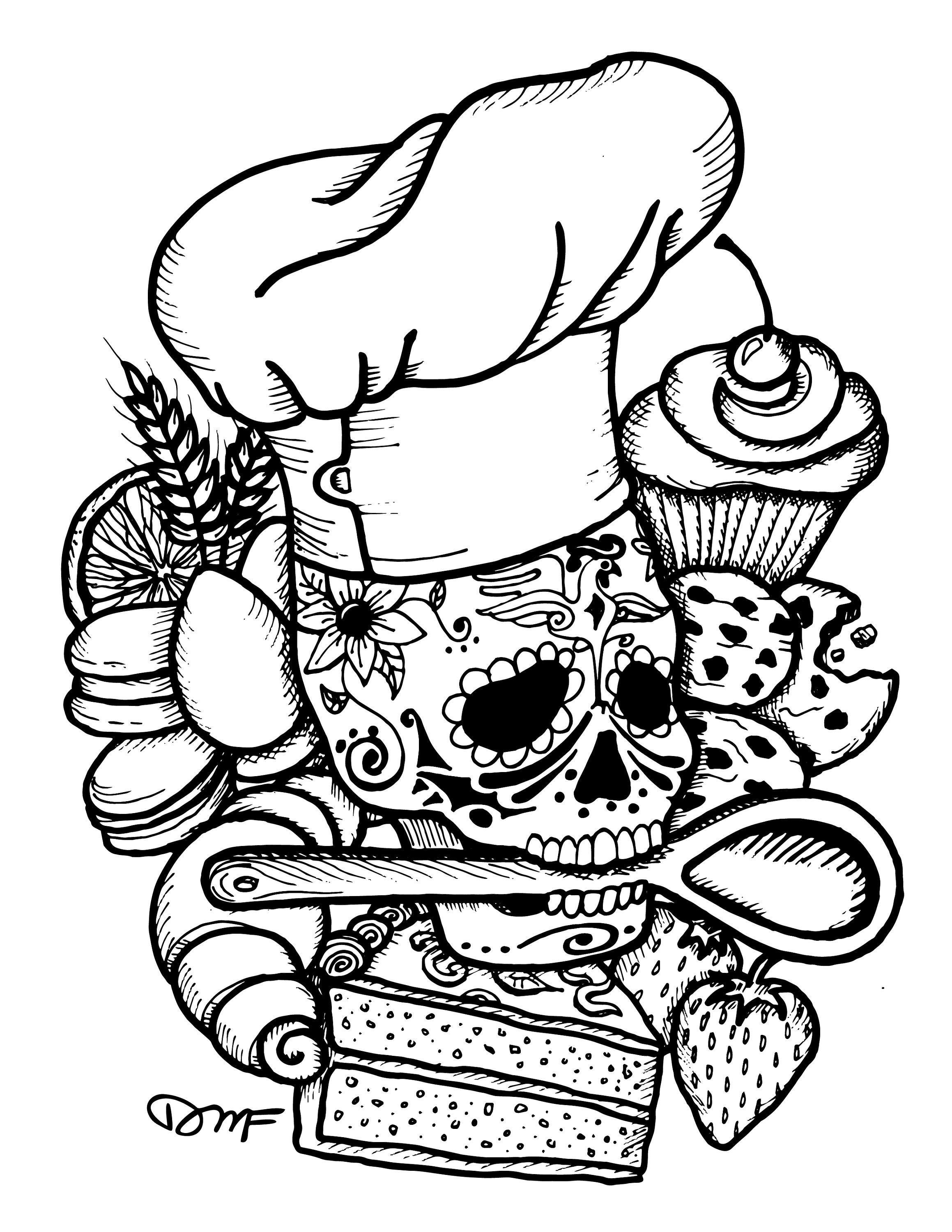 coloring pages dia de los muertos skull coloring pages for adults coloring muertos pages de dia los