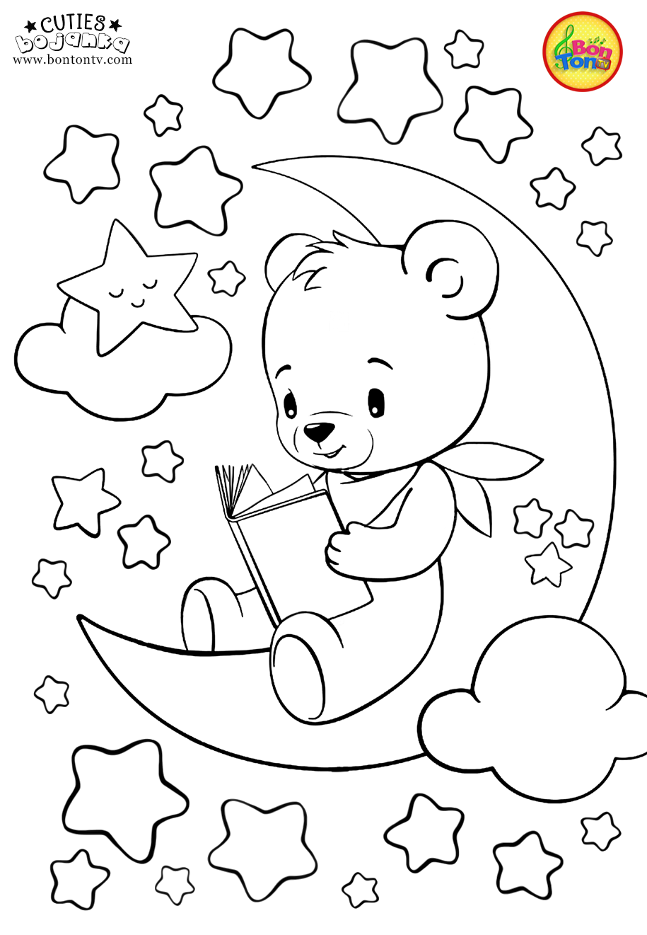 coloring pages disney animals cuties coloring pages for kids free preschool printables pages disney coloring animals