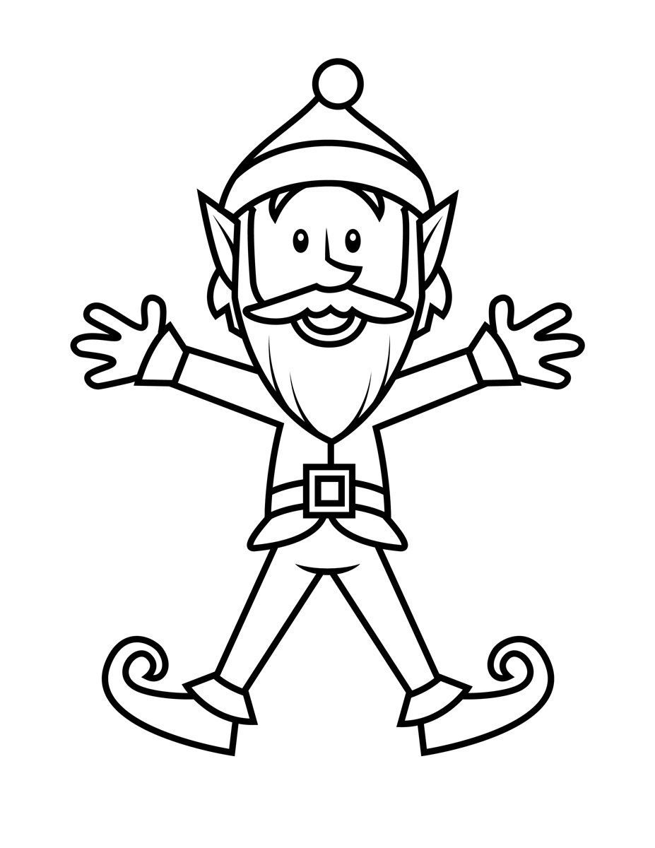 coloring pages elves elf coloring pages learn to coloring coloring pages elves