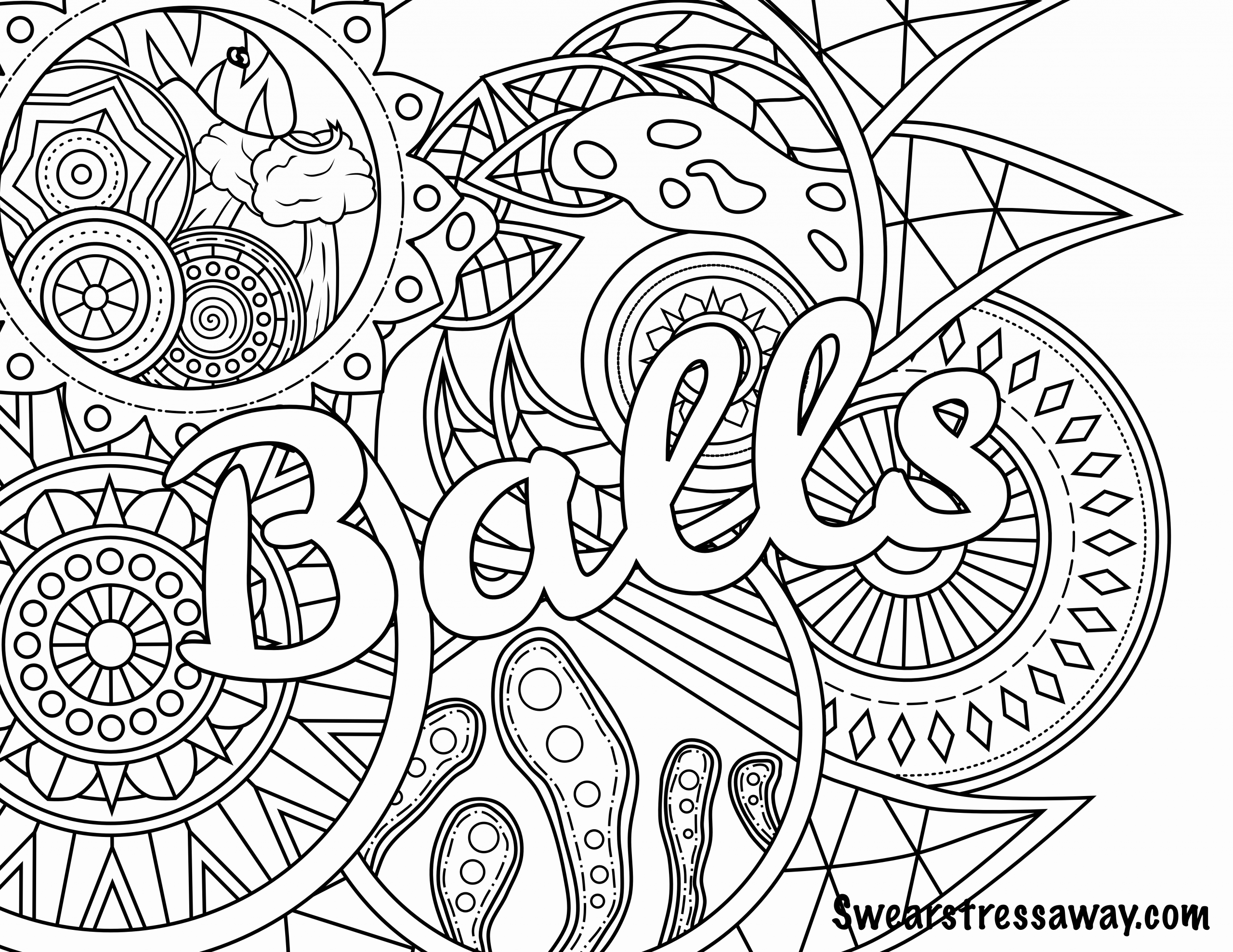 coloring pages for adults cuss words swear word coloring pages printable at getcoloringscom words coloring pages adults cuss for