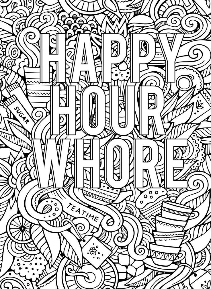 coloring pages for adults cuss words weed coloring pages 420 swear words free printable for pages coloring cuss words adults
