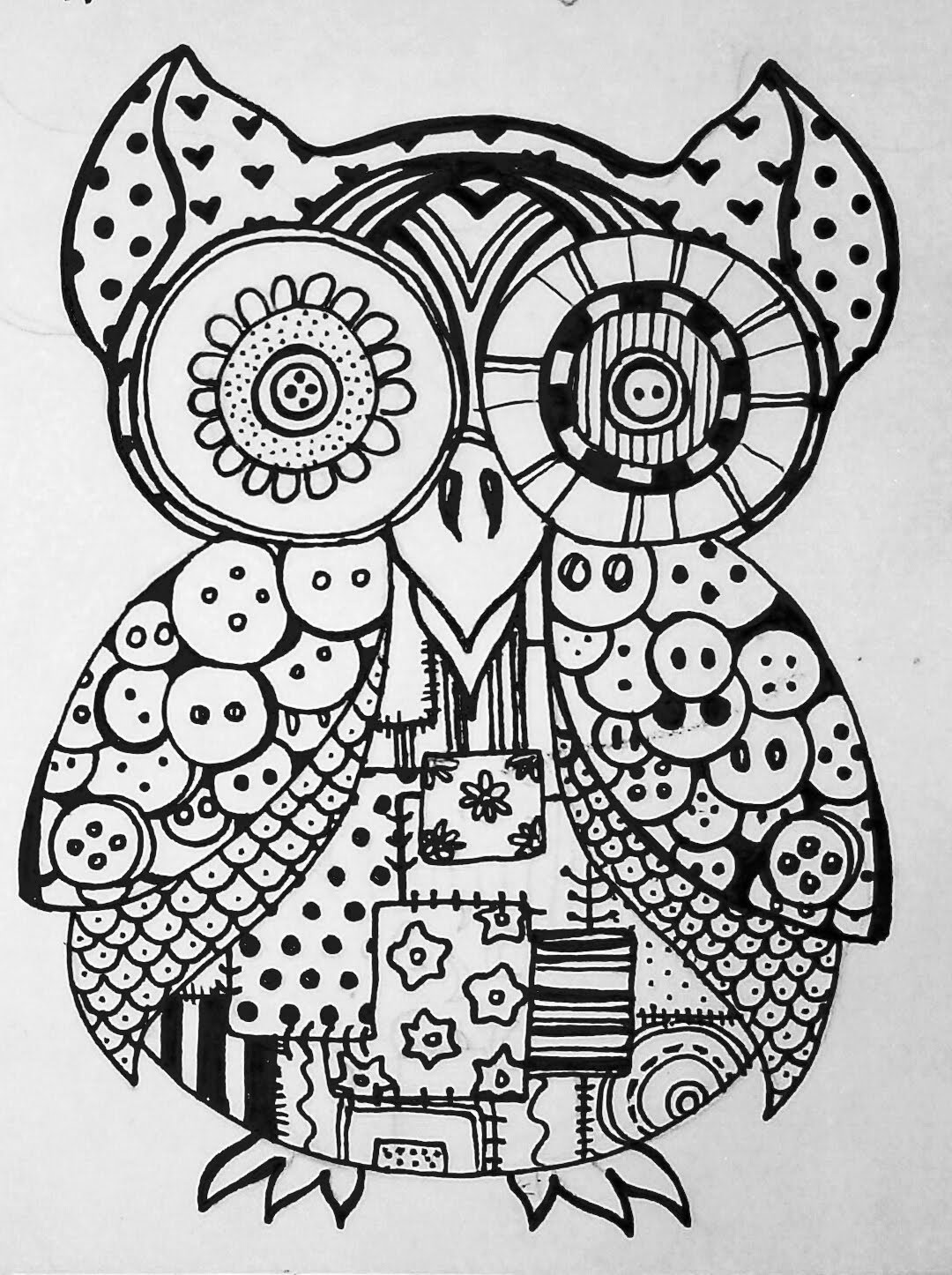 coloring pages for adults owls sugar skull owl coloring pages coloring home for owls pages coloring adults