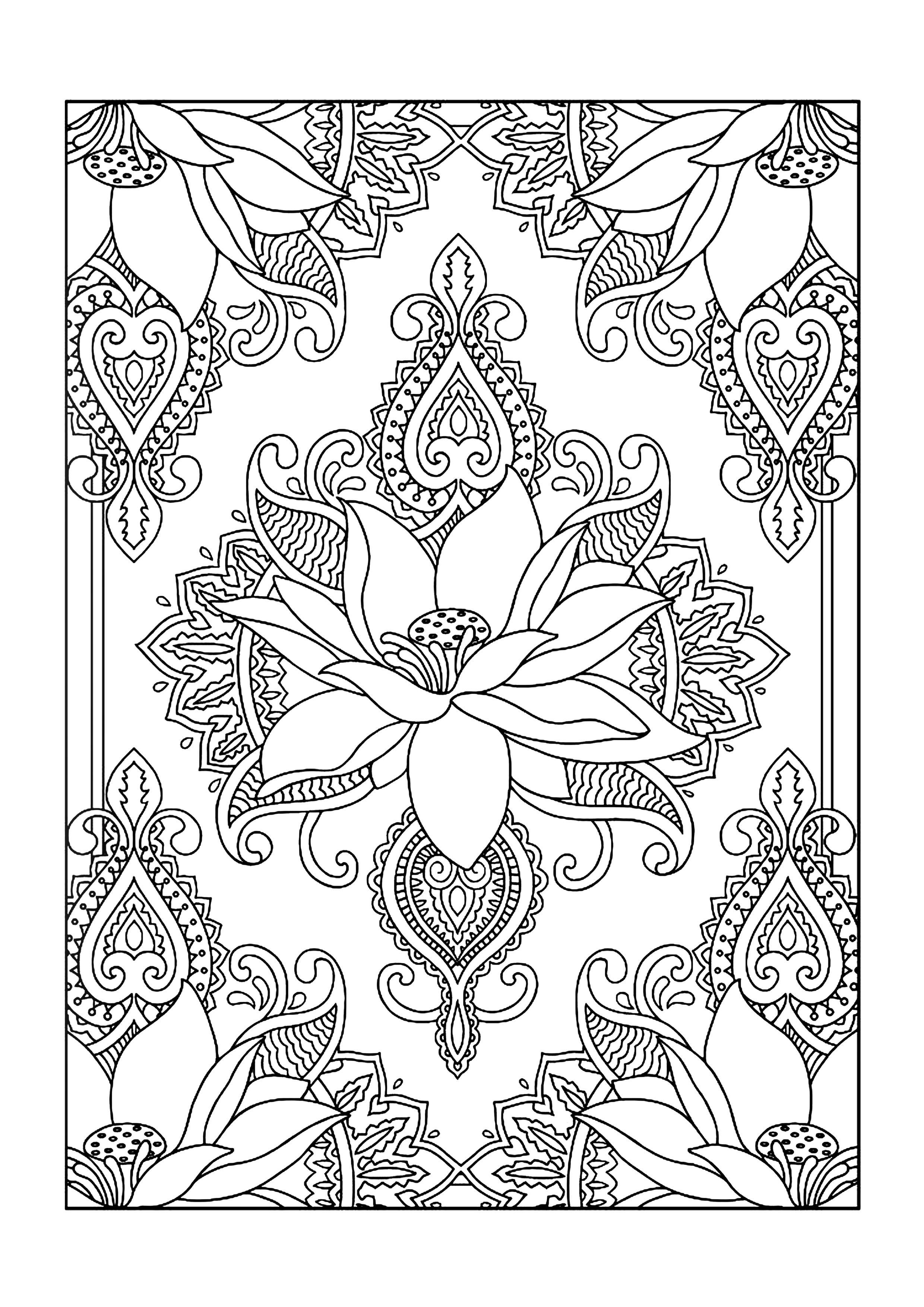 coloring pages for adults patterns coloring pages fascinating free geometric coloring pages coloring patterns for pages adults