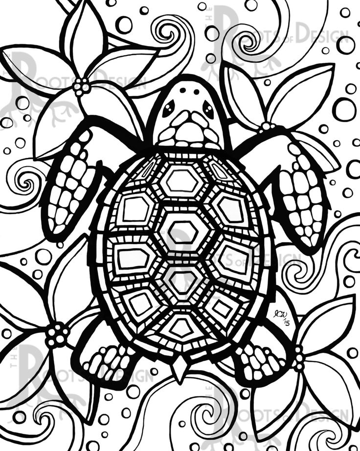 coloring pages for adults turtle 25 unique mandala turtle ideas on pinterest adult turtle coloring for adults pages