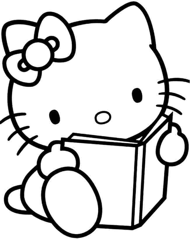 Coloring pages for kids easy