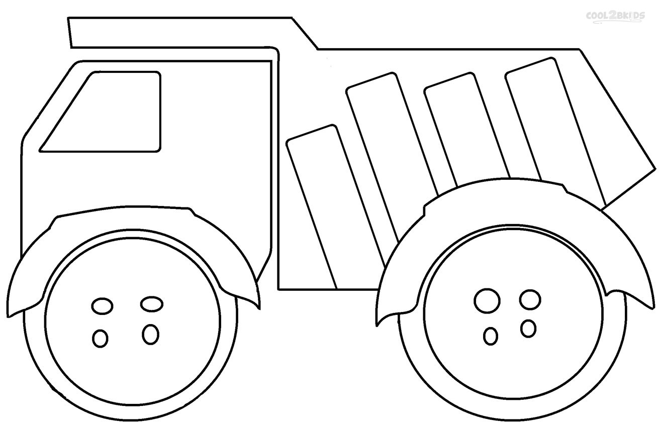 coloring pages for kids truck 10 wonderful monster truck coloring pages for toddlers truck for coloring kids pages