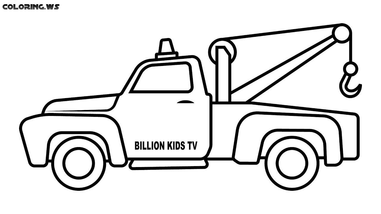 coloring pages for kids truck 40 free printable truck coloring pages download coloring for truck kids pages
