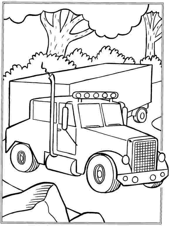 coloring pages for kids truck printable dump truck coloring pages for kids for coloring kids pages truck