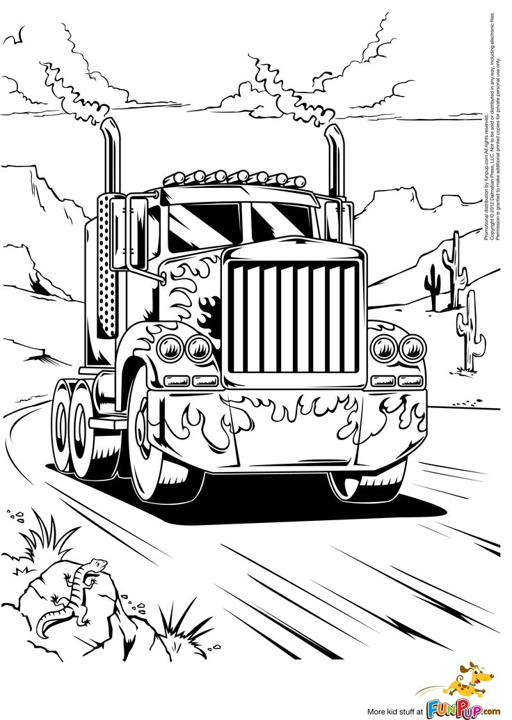 coloring pages for kids truck small cement truck coloring page for kids transportation for pages kids coloring truck