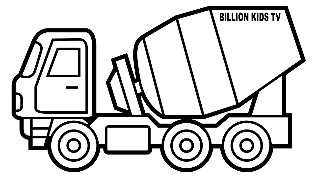 coloring pages for kids truck truck coloring pages coloring pages kids truck for