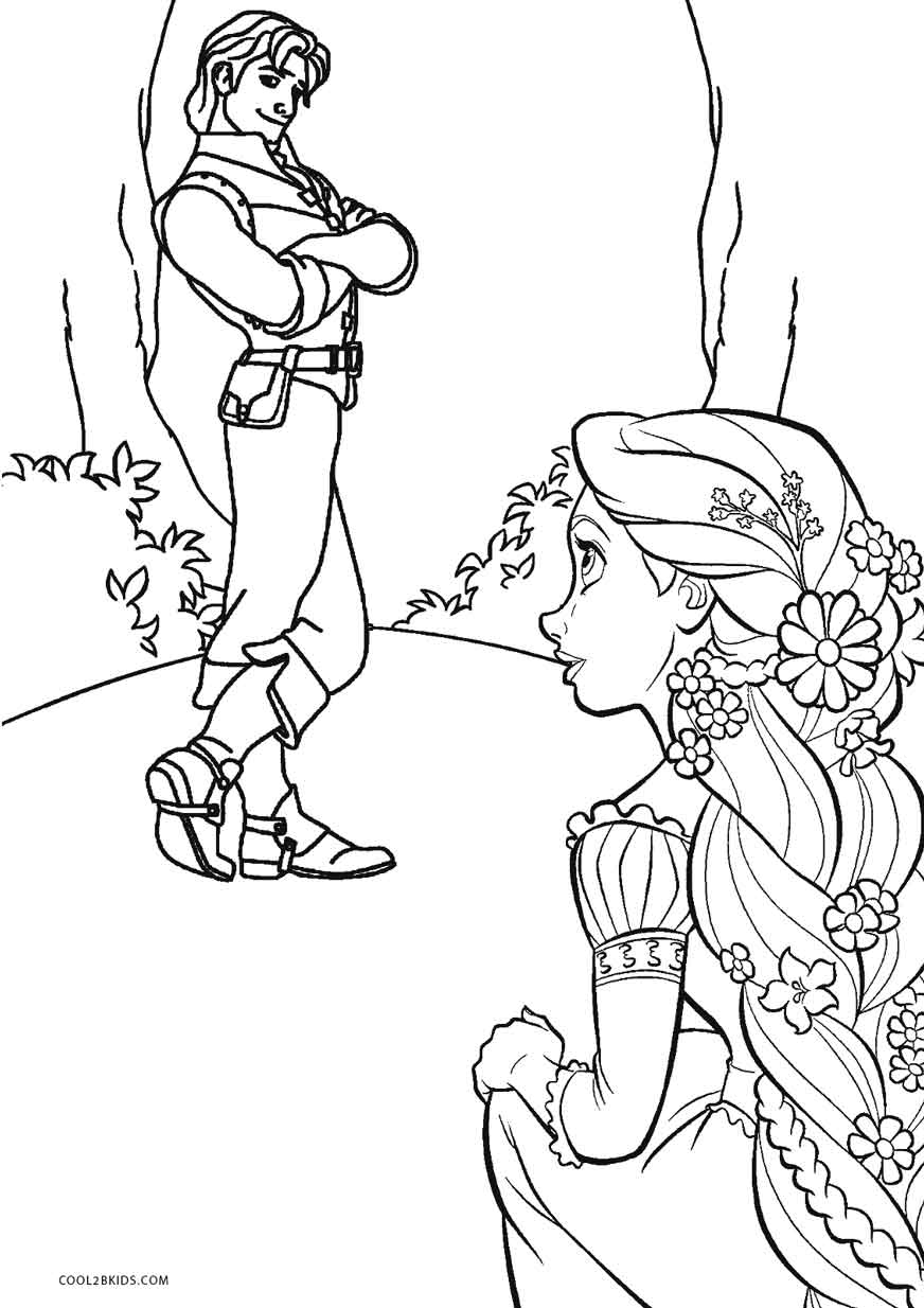 coloring pages for print free printable tangled coloring pages for kids cool2bkids coloring pages print for