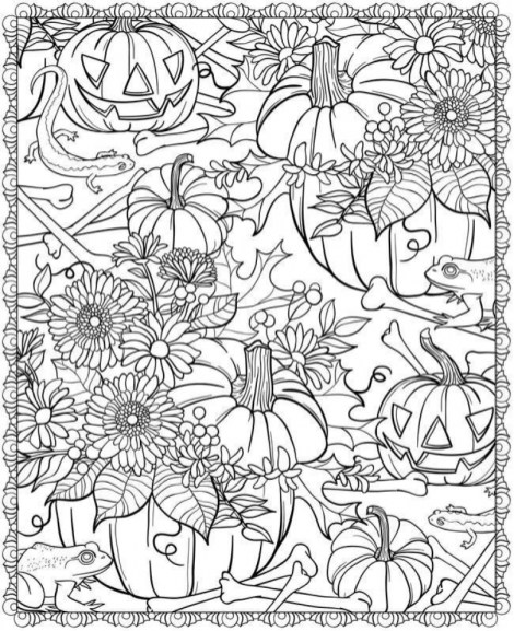 coloring pages for seniors 20 free printable autumnfall coloring pages for adults for coloring pages seniors