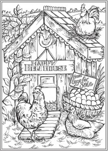 coloring pages for seniors farmcoloring stamping for coloring pages seniors