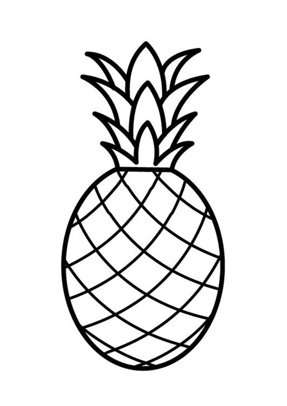 coloring pages fruit fruit coloring pages for childrens printable for free coloring fruit pages