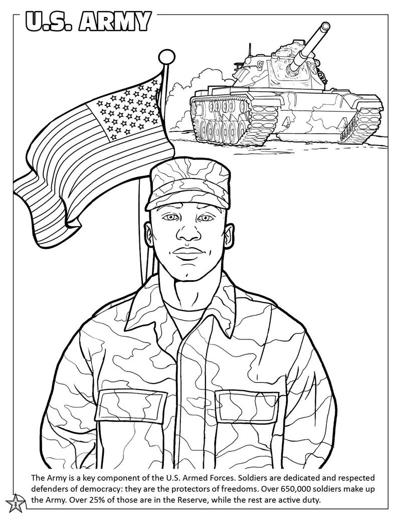 coloring pages of army soldiers coloring page of a soldier coloring home pages army of soldiers coloring