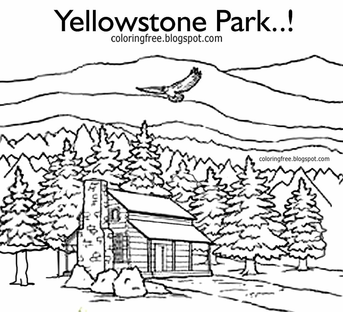 coloring pages of cabins log cabin coloring pages coloring home cabins pages of coloring 1 1