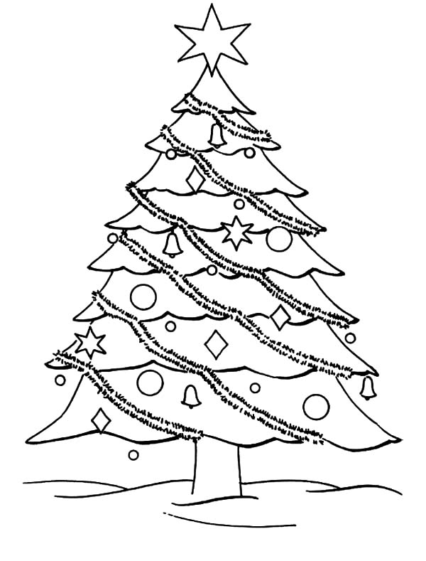 coloring pages of christmas trees christmas tree coloring page skip to my lou trees christmas of pages coloring