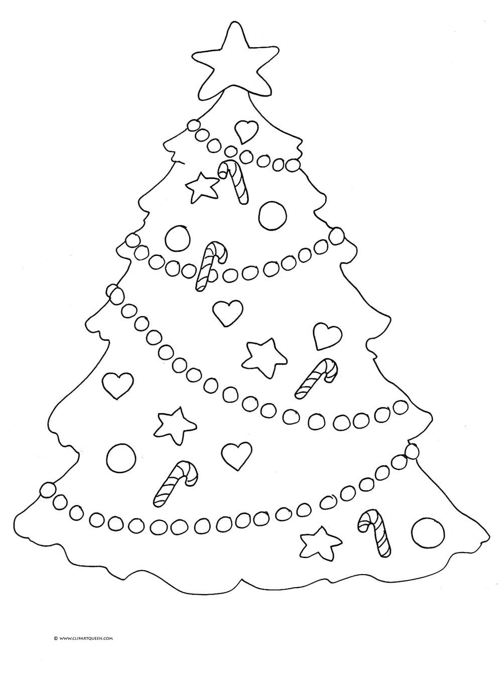 coloring pages of christmas trees coloring pages of christmas trees coloring home trees pages of coloring christmas