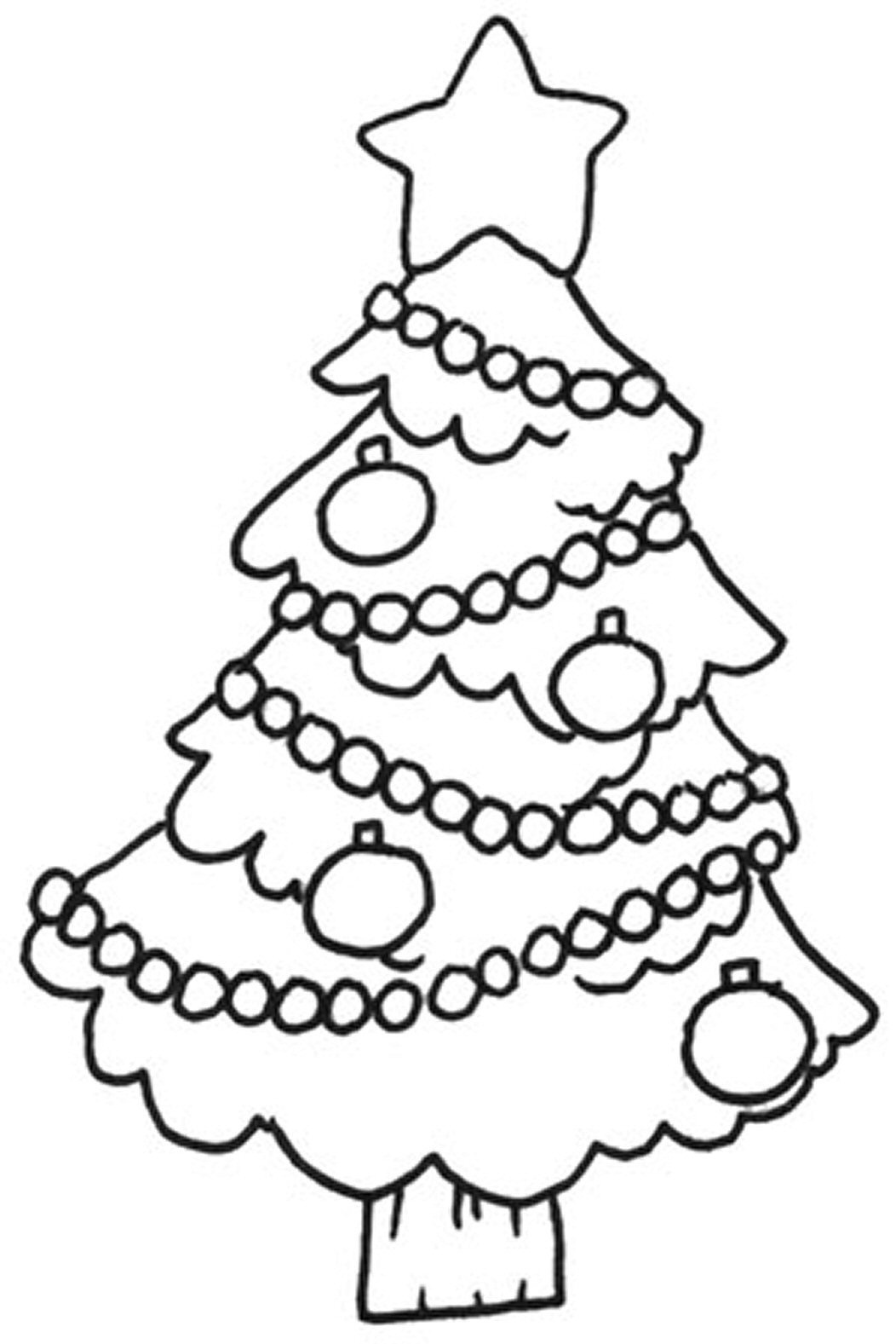 coloring pages of christmas trees free printable christmas tree coloring pages for kids christmas trees of pages coloring