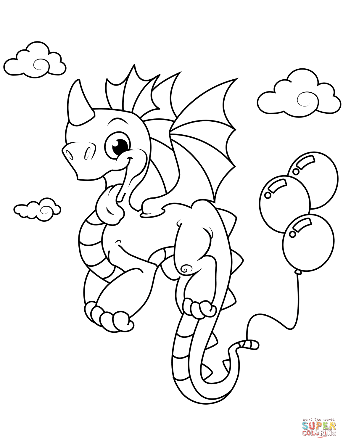 coloring pages of cute dragons 30 awesome cute baby dragon coloring pages free printable coloring of cute pages dragons