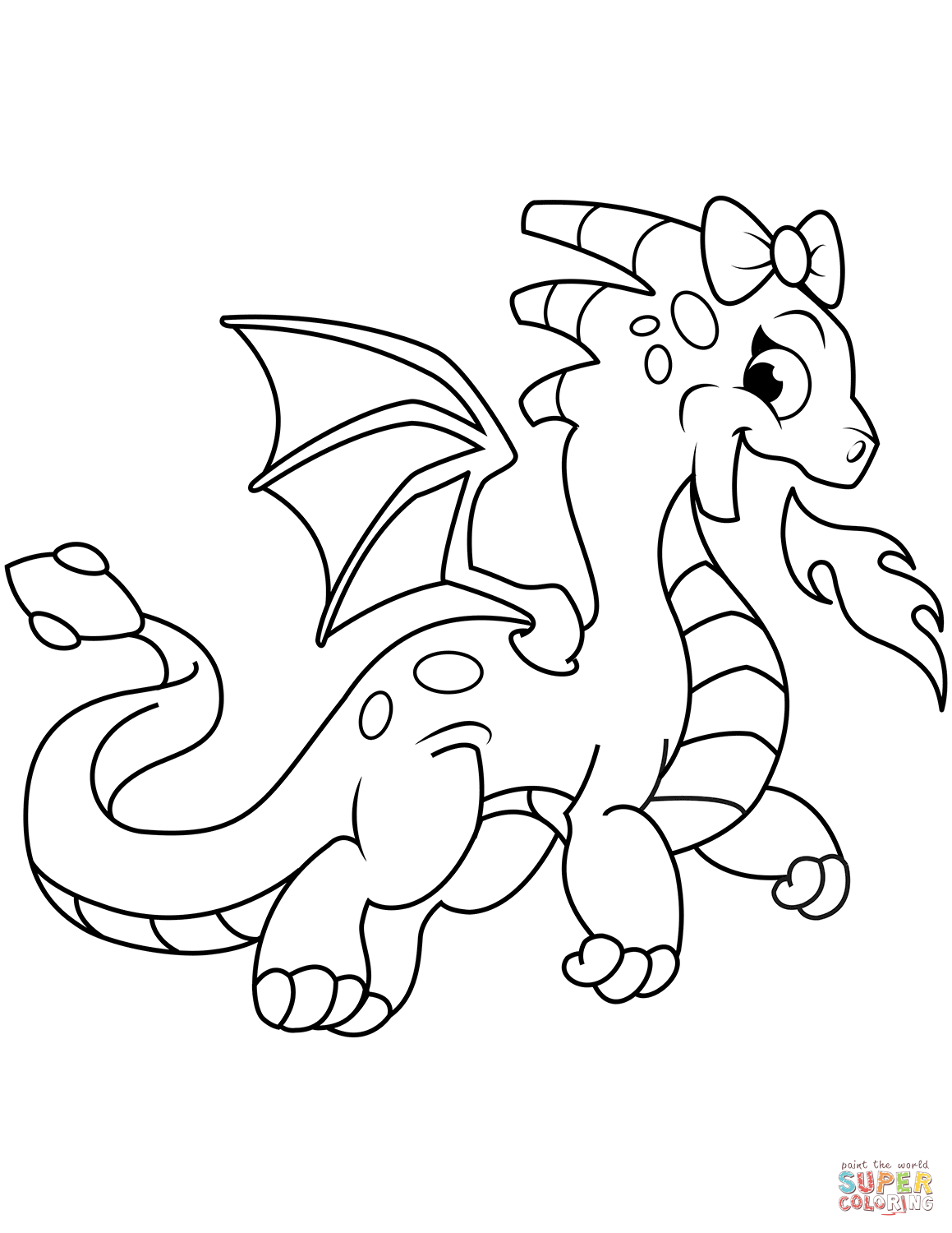 coloring pages of cute dragons cute little dragon coloring page free printable coloring coloring pages of dragons cute